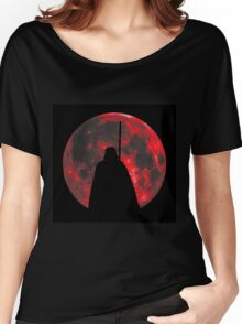 Star Wars: Darth Vader Moon Women's Relaxed Fit T-Shirt
