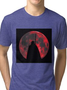 Star Wars: Darth Vader Moon Tri-blend T-Shirt