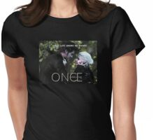 True Love Knows No Bounds Womens Fitted T-Shirt