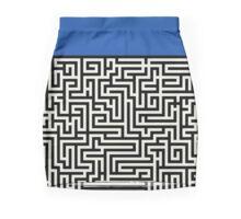 Break the Code Labyrinth Challenge Mini Skirt