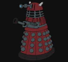 Dalek/ Doctor Who by SpaceLake