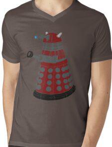 Dalek/ Doctor Who Mens V-Neck T-Shirt