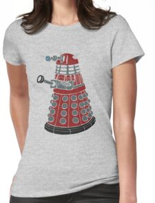 Dalek/ Doctor Who Womens Fitted T-Shirt