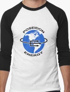 Poseidon Energy Men's Baseball ¾ T-Shirt