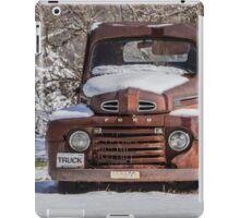 Old Ford Truck 2014-1 iPad Case/Skin
