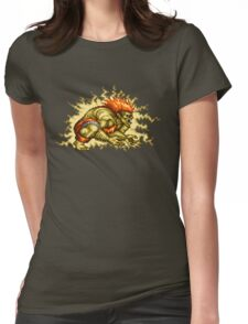 Blanka Womens Fitted T-Shirt