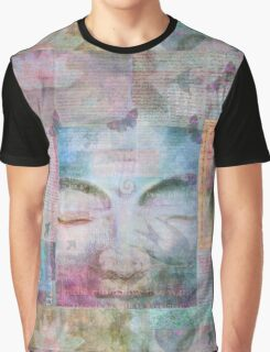 Serene Buddha Graphic T-Shirt