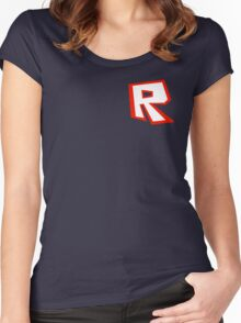 ROBLOX Classic R Women's Fitted Scoop T-Shirt