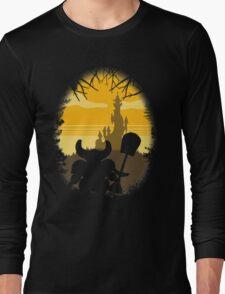 Tale of the Shovel Knight Long Sleeve T-Shirt