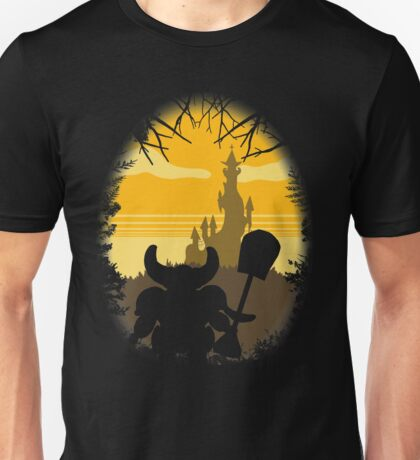 Tale of the Shovel Knight Unisex T-Shirt