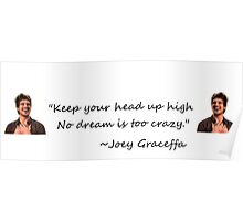 Joey Graceffa-DREAMS Poster