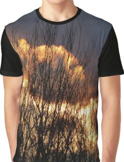 Tickling the Sky Graphic T-Shirt