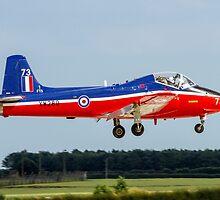 BAC Jet Provost T.5A XW289/73 G-JPVA by Colin Smedley