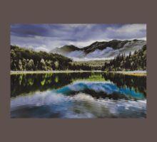 Reflection - Anchorage, Alaska Baby Tee