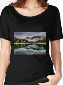 Reflection - Anchorage, Alaska Women's Relaxed Fit T-Shirt