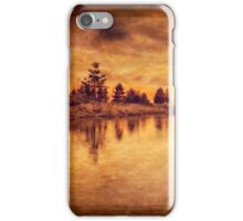 Memories of Fall II iPhone Case/Skin