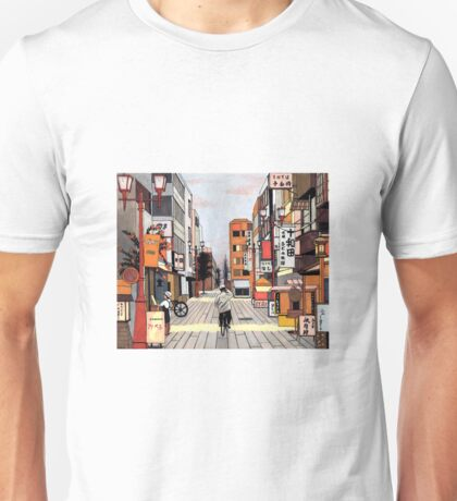 Early Morning Ride Unisex T-Shirt