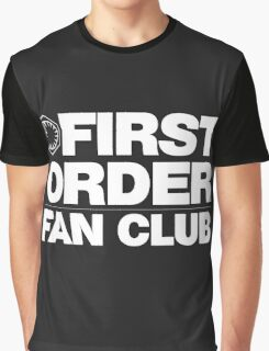 First Order Fan Club Graphic T-Shirt