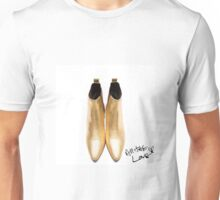 "Harry's Boots & writing- ""All The Love"" Unisex T-Shirt"