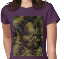 Autumn Days Womens Fitted T-Shirt