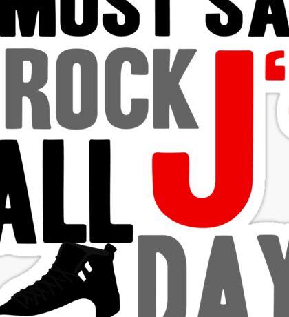 Rock JS All Day J12 Sticker