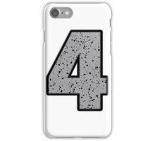 AJ 4 Cement iPhone Case/Skin