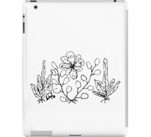 Dessert Flowers iPad Case/Skin