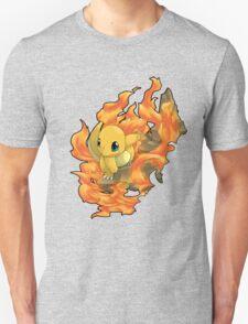 "Charmander ""Pokemon"" T-Shirt"