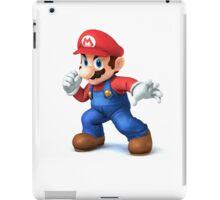 (HD) Mario iPad Case/Skin