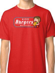 Alex Kidd Burgers Tshirt Classic T-Shirt