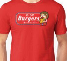 Alex Kidd Burgers Tshirt Unisex T-Shirt