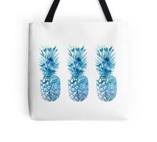 3 Tumblr Pineapples Tote Bag