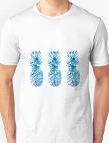 3 Tumblr Pineapples Unisex T-Shirt