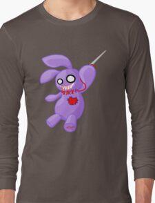 Coninji - Purple voodoo bunny Long Sleeve T-Shirt