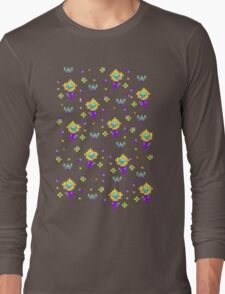 Pixel Long Sleeve T-Shirt