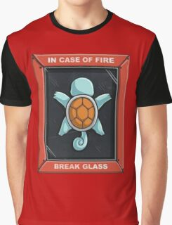 In Case of a Fire Graphic T-Shirt