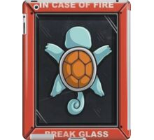 In Case of a Fire iPad Case/Skin