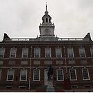 Historic Independence Hall, Philadelphia, Pennsylvania  by lenspiro