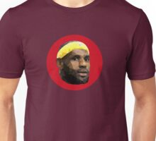BRON Poly Design PORTRAIT  Unisex T-Shirt
