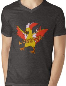 LOMSTER the Moltres Mens V-Neck T-Shirt