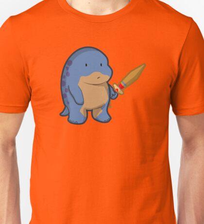 Quaggan fight YooOoOOoou Unisex T-Shirt