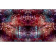 Psychedelic Chops Photographic Print