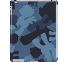 Brony Military Navy Camo iPad Case/Skin
