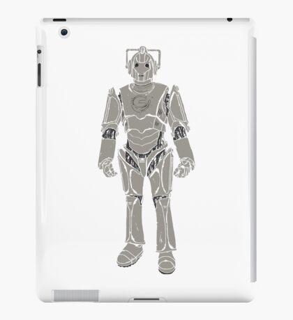 Cyberman/ Doctor Who iPad Case/Skin