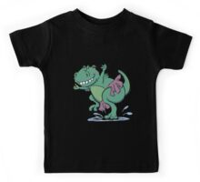 Puddle Jumping Kids Tee