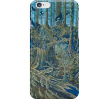 Forest Of Thoughts iPhone Case/Skin