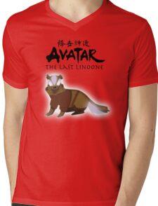 Avatar: The Last Linoone Mens V-Neck T-Shirt
