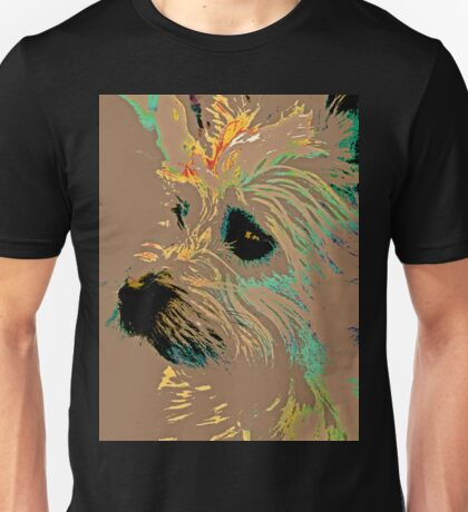The Terrier Unisex T-Shirt