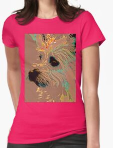 The Terrier Womens Fitted T-Shirt