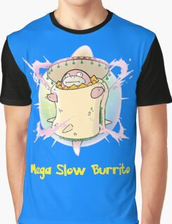 Mega Slow Burrito V2 Graphic T-Shirt